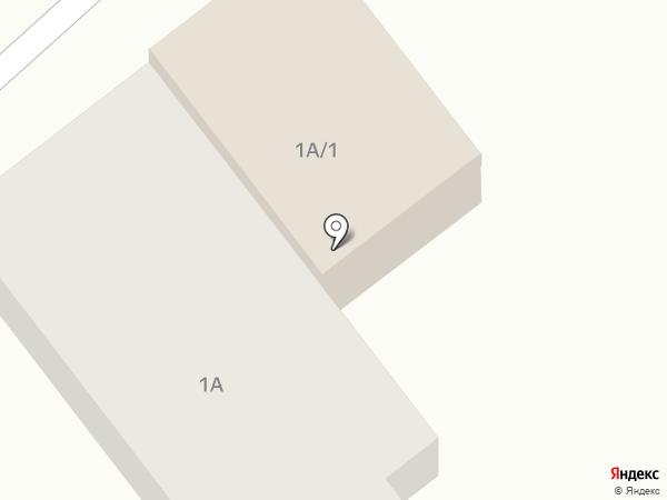 Заходи! на карте Барнаула