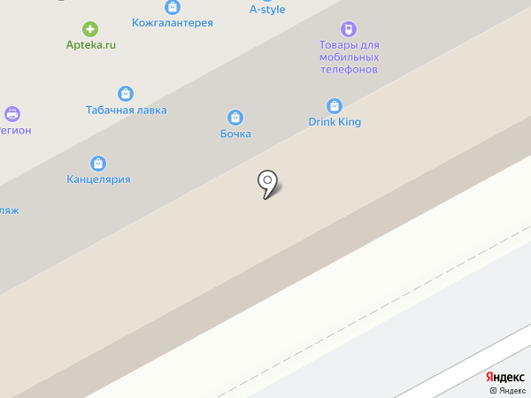 Благодать на карте Барнаула