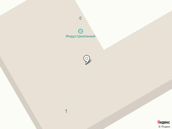 Аккорд на карте Барнаула