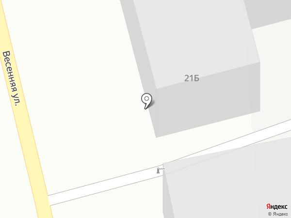 Вакансии Барнаула на карте Барнаула