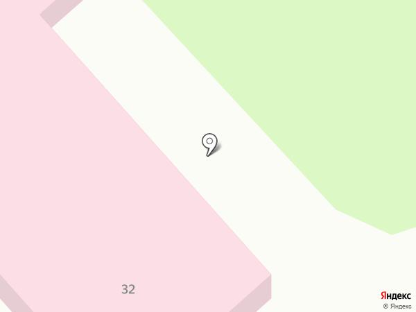 Фельдшерско-акушерский пункт на карте Белово
