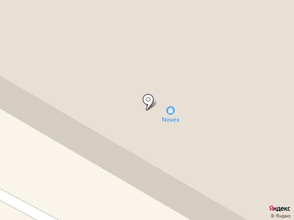 NIKOLA.T на карте Барнаула
