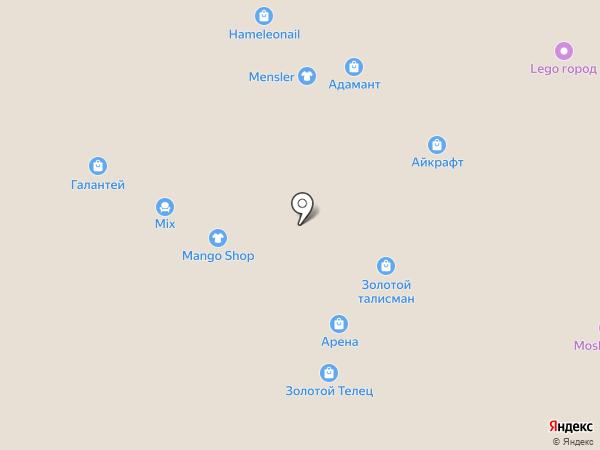Александров и К на карте Барнаула