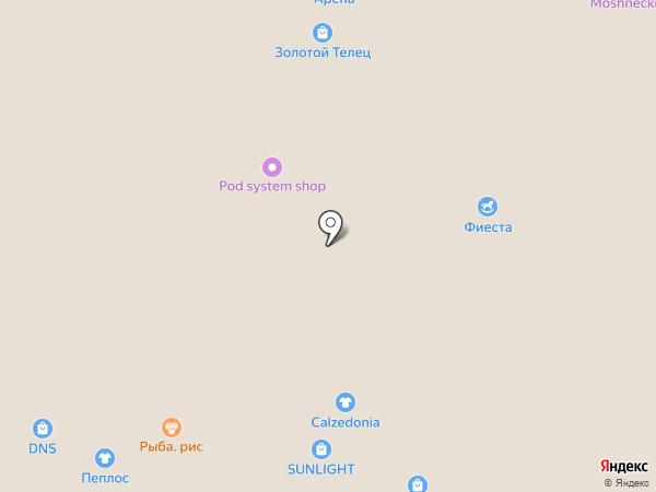 MilkyMoon`s на карте Барнаула