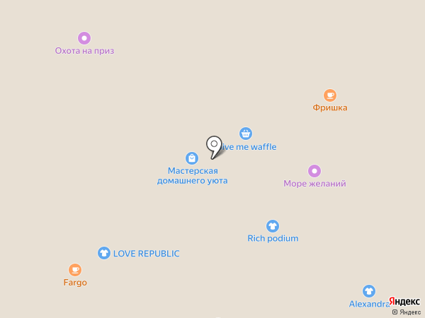 Buble Tea на карте Барнаула