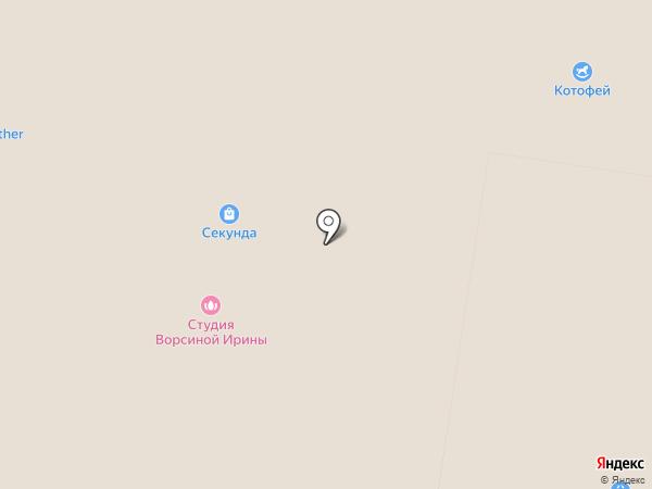 Dolly на карте Барнаула