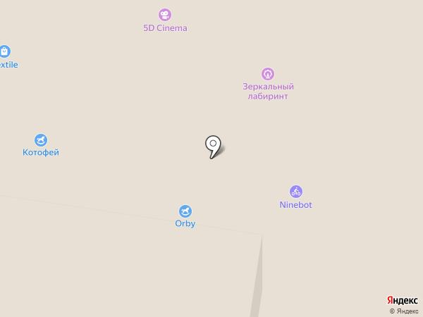 Franco Benussi на карте Барнаула