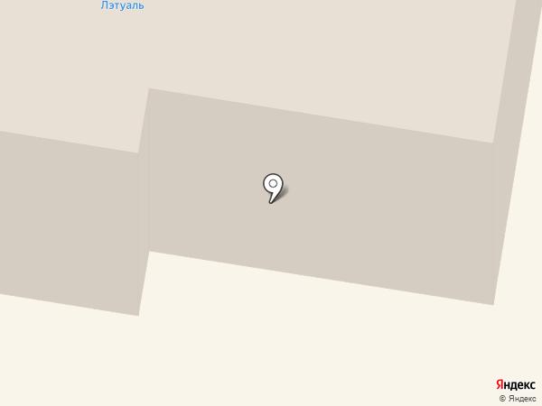 The FIRST на карте Барнаула