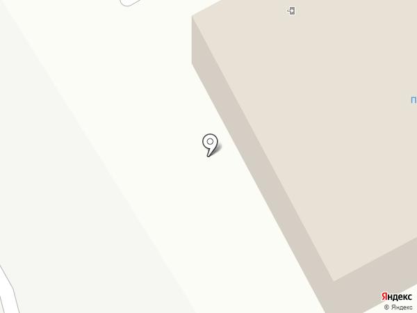 22СТО на карте Барнаула