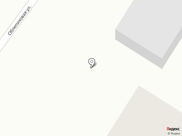 ЭТЛ на карте Барнаула