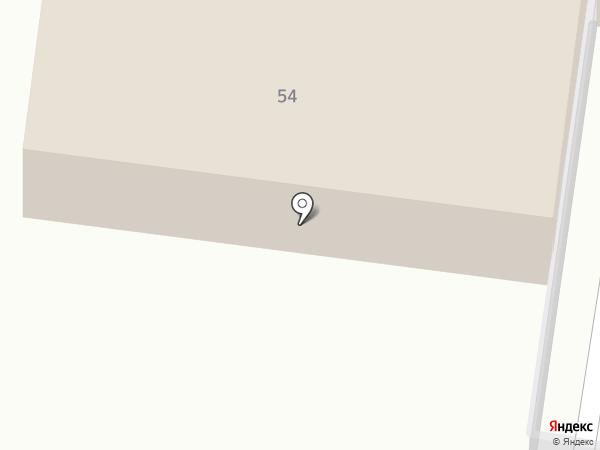 Юрина 208е, ТСЖ на карте Барнаула