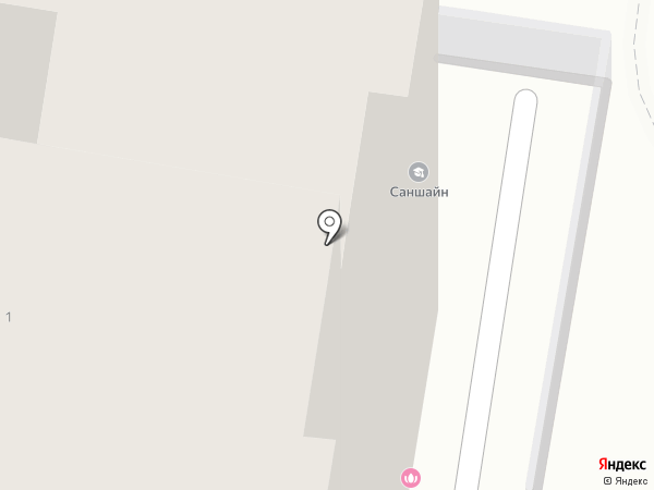 Курочка ряба на карте Барнаула