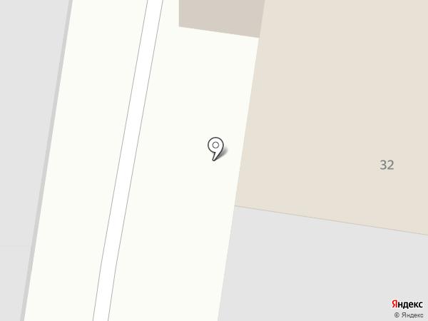 Вызови Мастера на карте Барнаула