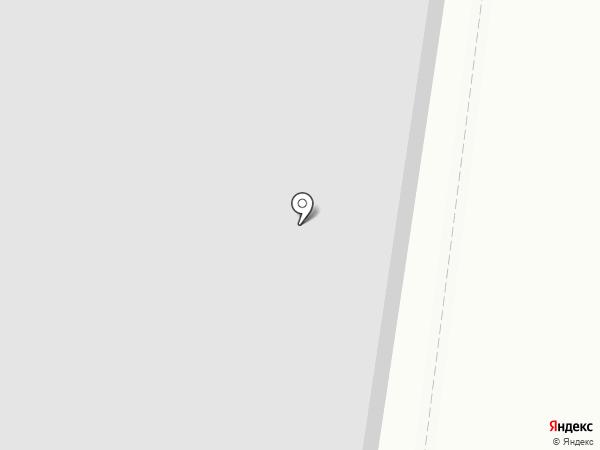 Гаражный кооператив №393 на карте Барнаула