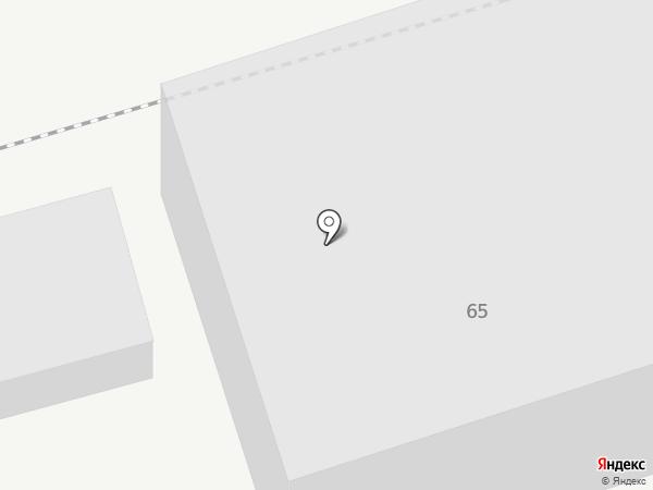 РегионМет на карте Барнаула