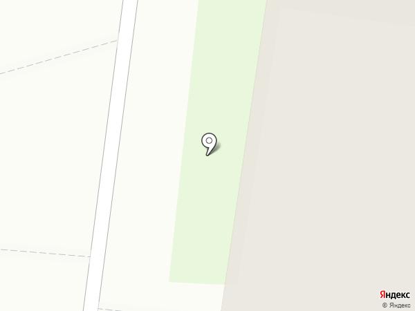 Монтажник, ТСЖ на карте Барнаула