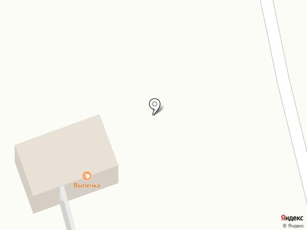 Горячая выпечка на карте Барнаула