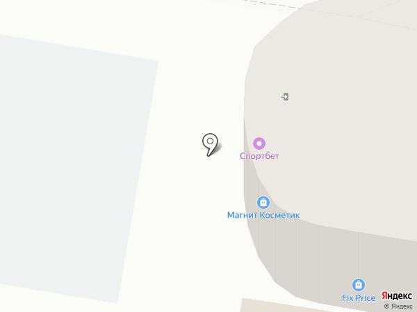 Fix-price на карте Барнаула
