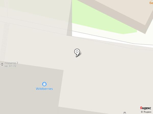 Адвокатский кабинет Жмаевой Е.С. на карте Барнаула