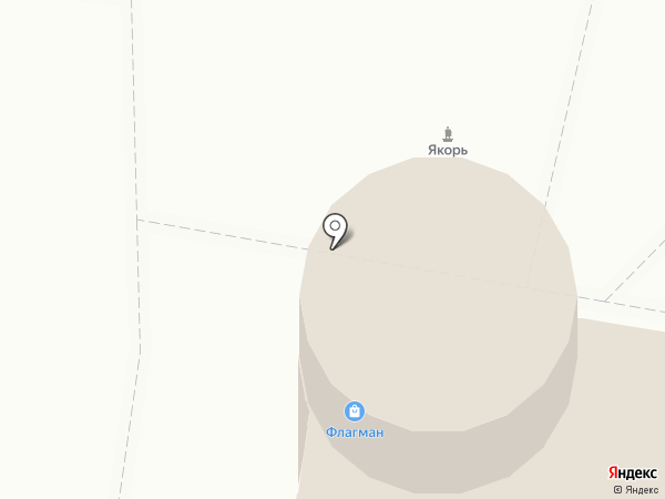 Магазин кондитерских изделий на карте Барнаула