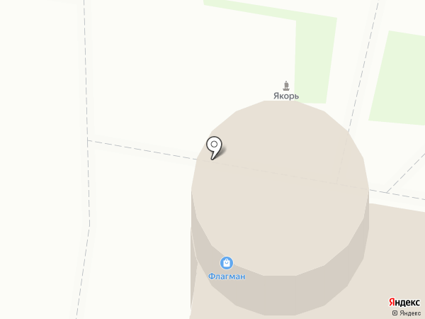 Военторг-Пионер на карте Барнаула