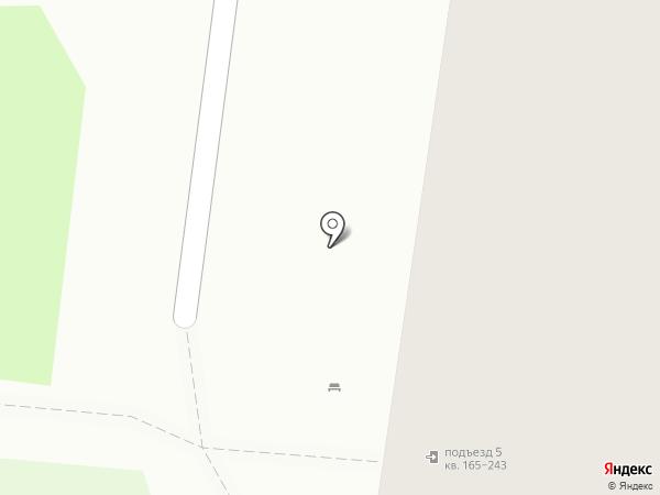 МАСТЕР ГРУПП+ на карте Барнаула