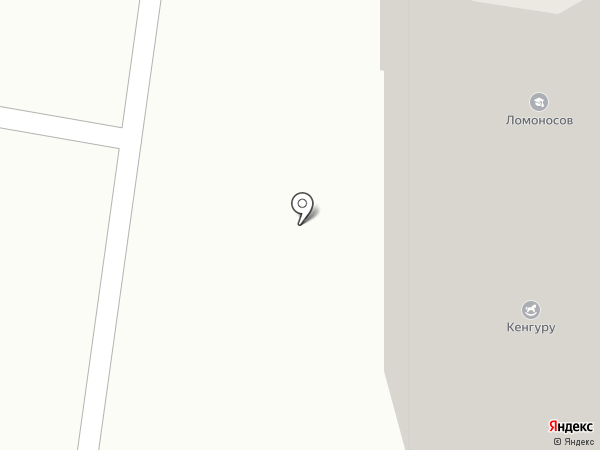 Индиго на карте Барнаула