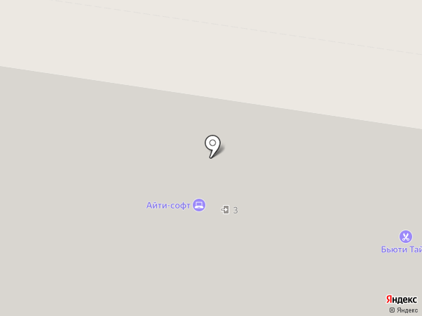Швейное ателье на карте Барнаула