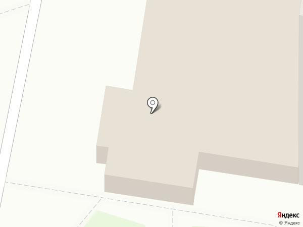 Магазин нижнего белья на карте Барнаула
