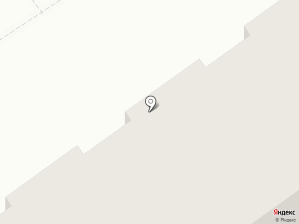 Буревестник, ТСЖ на карте Барнаула