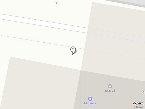 PROFI.COM на карте Барнаула