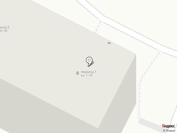 Птица на карте Барнаула