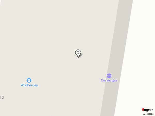 ISMA на карте Барнаула