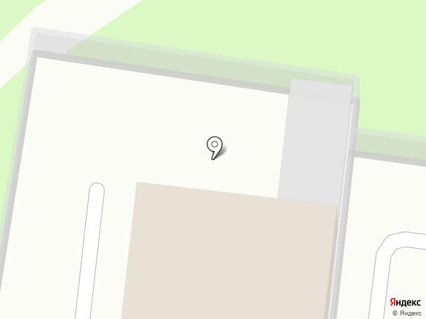 Соляная избушка на карте Барнаула