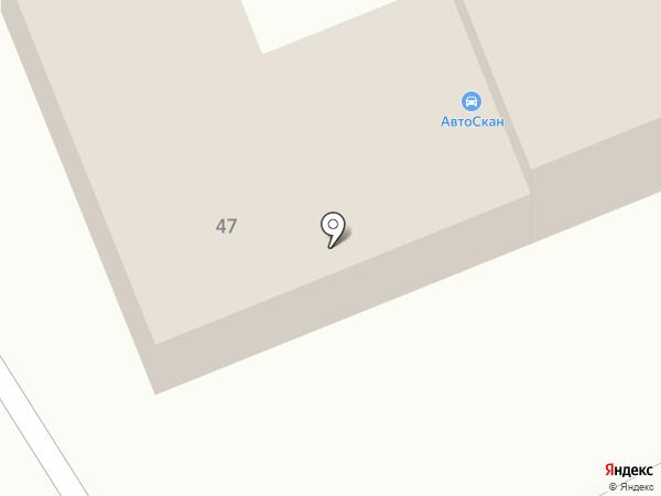 Магазин евродверей на карте Барнаула