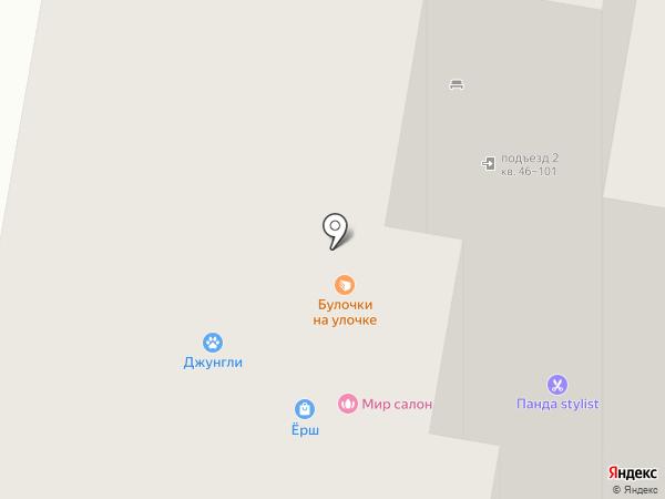 SilverDoors на карте Барнаула