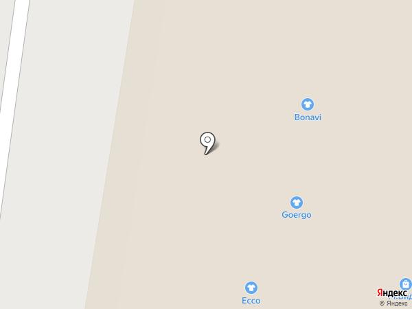 Bonavi на карте Барнаула