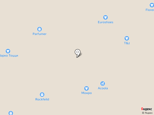 Jeans gallery на карте Барнаула