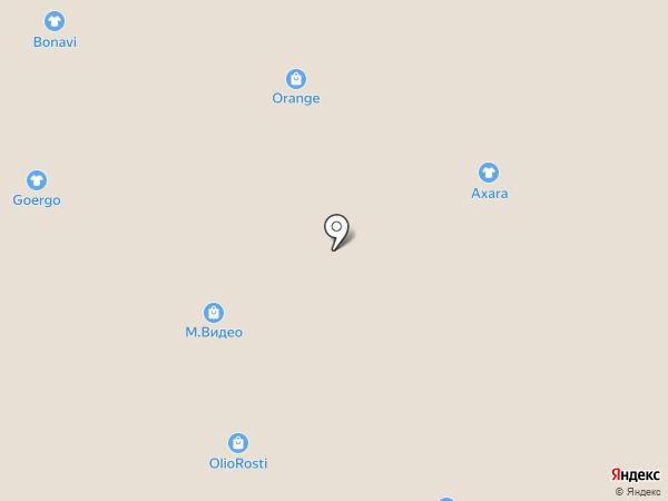 MAG на карте Барнаула