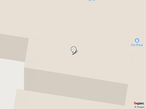Лёвушка на карте Барнаула