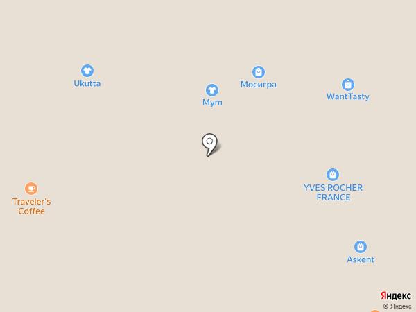 SOFIANA на карте Барнаула
