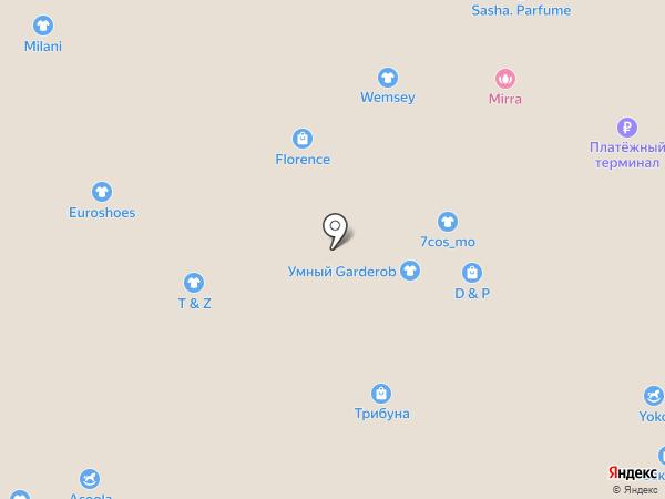 SekretK на карте Барнаула