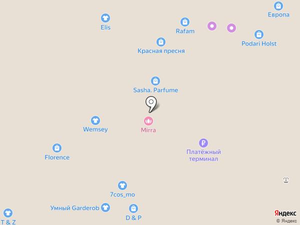 FARGO на карте Барнаула