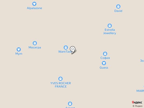 Porte на карте Барнаула