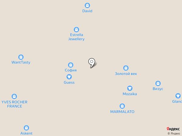 CONCEPT CLUB на карте Барнаула