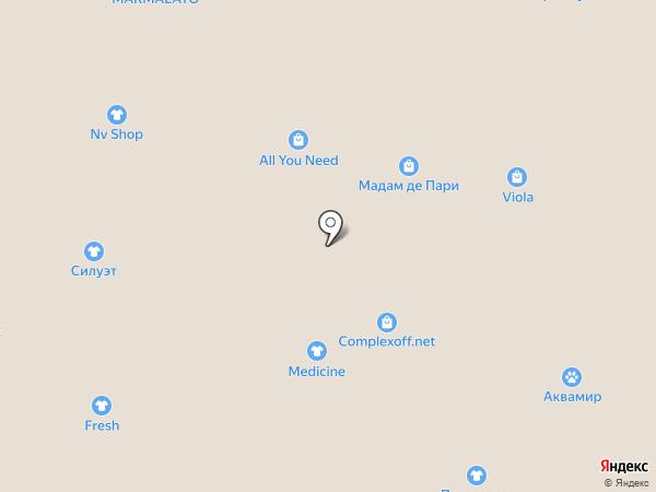 ViOla accessories на карте Барнаула