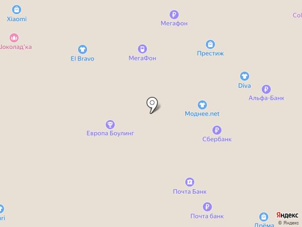 Исток - Сибирские пуховые товары на карте Барнаула