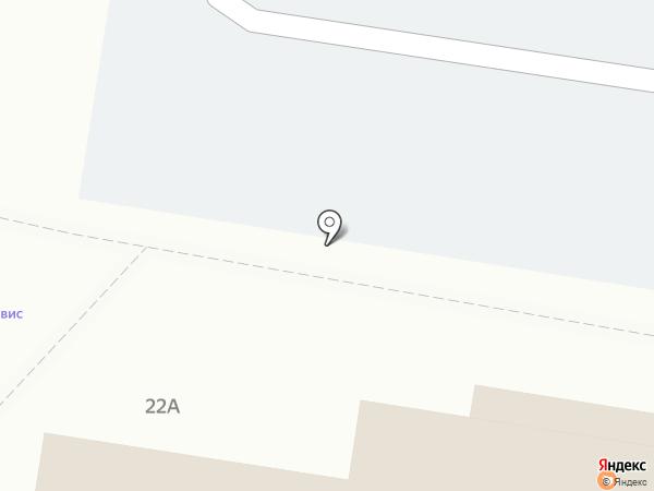 Дуэт на карте Барнаула