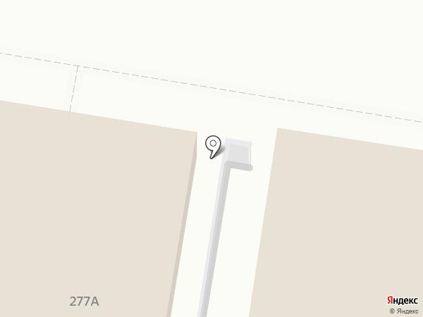 Валерия на карте Барнаула