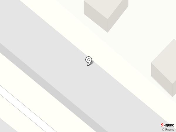 Мой Авто на карте Барнаула